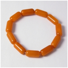 "Baltic amber bracelet ""Antique"""