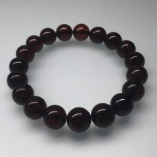 Cherry colour bracelet