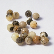 Mix colour amber beads