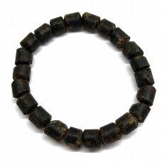 Black amber bracelet